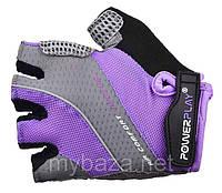 Женские перчатки для велосипеда Power Play