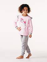 Пижама для девочки ТМ Смил, арт.104462, возраст 7 - 10 лет.