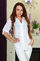 Рубашка женская белая 20, фото 1
