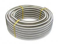 Труба гофрированная из нержавеющей стали DISPIPE диаметр от 15 до 50 мм