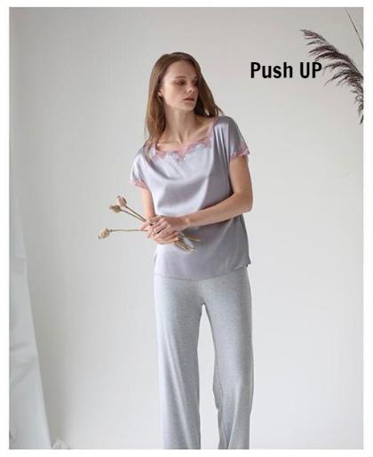 Suavite Deniz Пижама для сна штаны и футболка