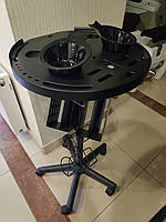 Парикмахерская лаборатория для покраски на колесиках ZD 160