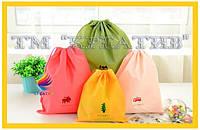 Детские мешочки-рюкзачки оптом (от 50 шт.), фото 1