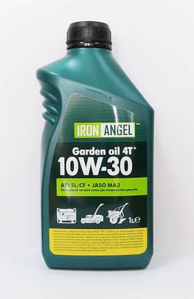 Масло моторное Iron Angel 4T 10W-30 (1 л), фото 2