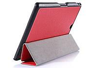 Чехол для Sony Xperia Z3 Tablet Compact - Slim Red+Пленка