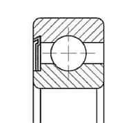 Подшипник 60018 (608 Z)