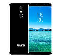 Oukitel C8  (Black) 5.5 Android 7.0 2Gb/16Gb + бампер