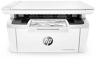 Принтер-МФУ HP LaserJet Pro M28a (W2G54A)