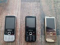 Уценка! Мобильный телефон Nokia 6700 DualSim Корпус сталь!