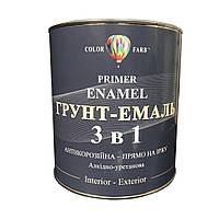 Грунт-эмаль 3 в 1 Алкідно-уретанова Всё цвета по ТУ. ДЕСТу(ГОСТ)