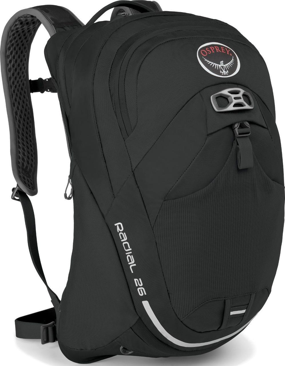 81c3dae3177d Велосипедный рюкзак Osprey Radial 26 Black M/L, 26 л, черный ...