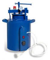 Автоклав бытовой HousePro-16 электро (16 пол литровых банок или 7 литровых)