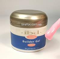 Гель для ногтей ibd, 56г, pink, розовый