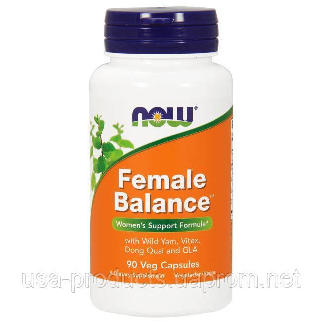 Препарат Жіночий баланс для гормонального балансу жіночий баланс.США