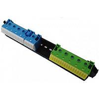 Клеммники с держателем 19xN+17xPE / 5xN+5xPE VZ463 Volta для VU36UA