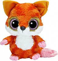 Мягкая игрушка Aurora Yoo Hoo Лисица красная Cияющие глаза 23 см (90230C)