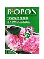 Биопон (BIOPON) для роз, 1 кг