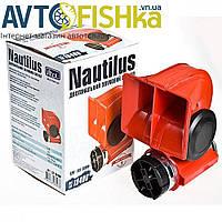 Сигнал с компрессором.  Сигнал Nautilus