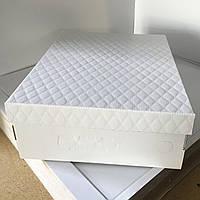 Изготовление коробки с конгревом 455х293х110 мм