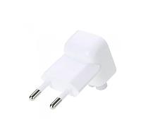Сетевой адаптер переходник Apple под европейскую вилку EU для iPhone/iPad/iPod/MacBook