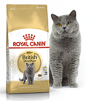 Сухой корм Royal Canin BRITISH SHORTHAIR ADULT Роял Канин для британских кошек 400 гр