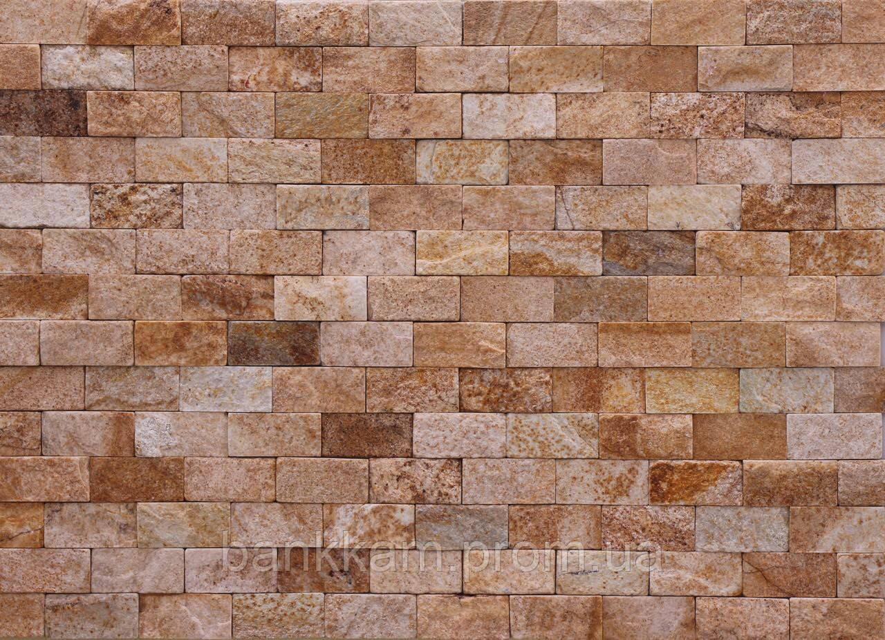 Мозаїка-панель Золота Болгарія перфект (без шва для фуги; уп. 0,5 кв.м.)