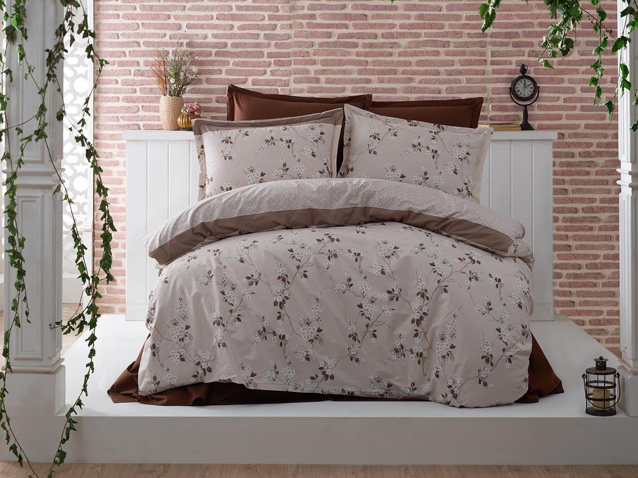Ткань для постельного белья поплин №34-110