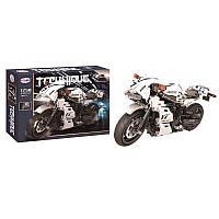 Конструктор 1258 мотоцикл в коробке 48,5-38,5-7,5 см
