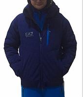 Горнолыжная куртка Emporio Armani EA7  Ski M Race Eagle, фото 1
