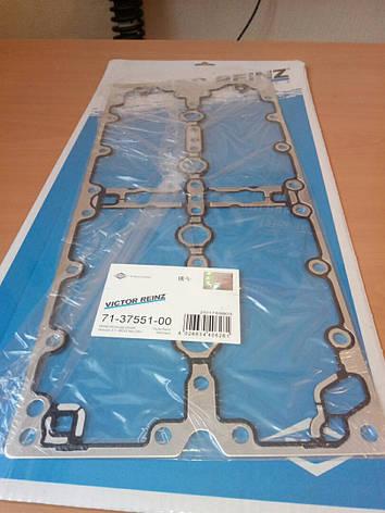 Прокладка клапанной крышки толстая 2.3 F1A 71-37551-00  /  504019494, фото 2