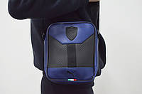 Мужская барсетка PUMA Ferrari, сумка через плечо, мессенджер, 4 цвета