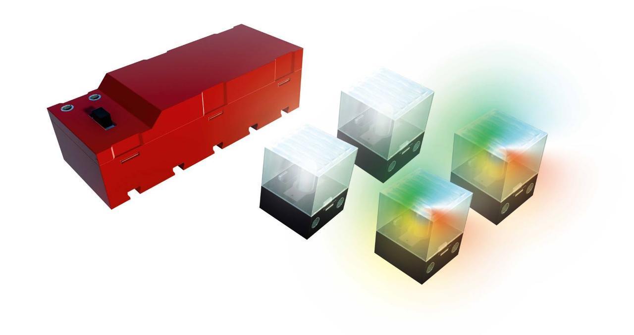 Fisсhertechnik PLUS LED подсветкa FT-533877