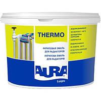 Эмаль для радиаторов Aura Luxpro Thermo 0.45 л