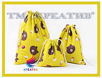 Рюкзачки с нанесением логотипа (под заказ от 50 шт), фото 1