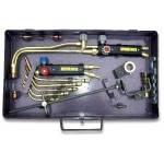 Комплект газосварщика КГС-1-01А в металлическом чемодане