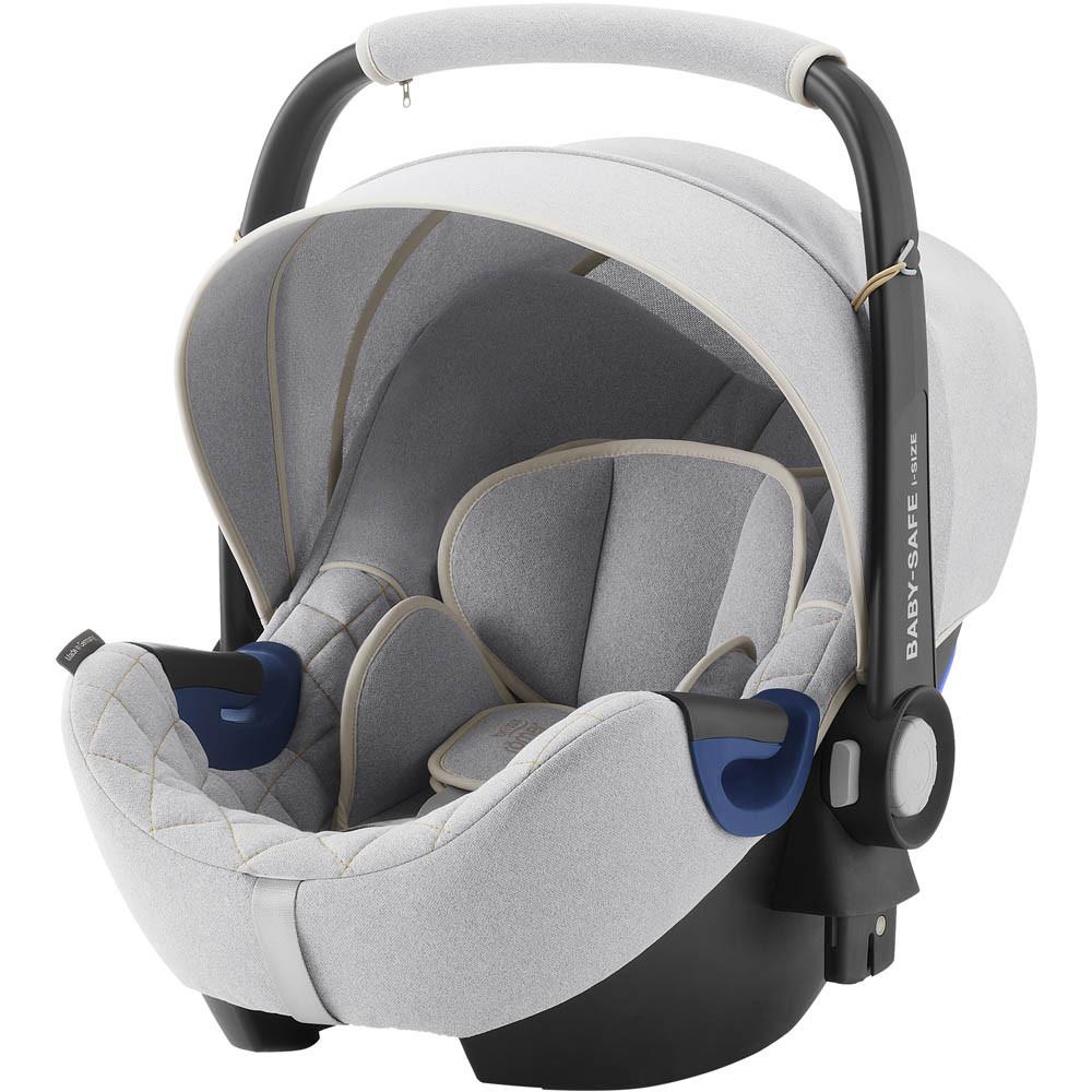 Автокресло BRITAX-ROMER BABY-SAFE2 i-SIZE / Nordic Grey