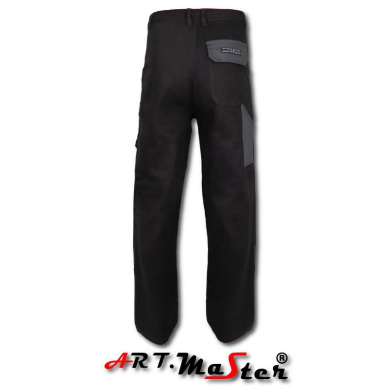 Брюки рабочие  ARTNAS серого цвета ProCOTTON spodnie do pasa
