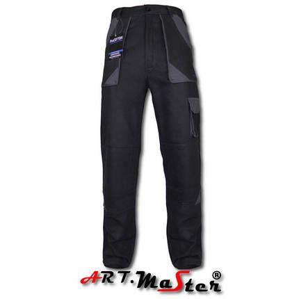 Брюки рабочие  ARTNAS серого цвета ProCOTTON spodnie do pasa, фото 2