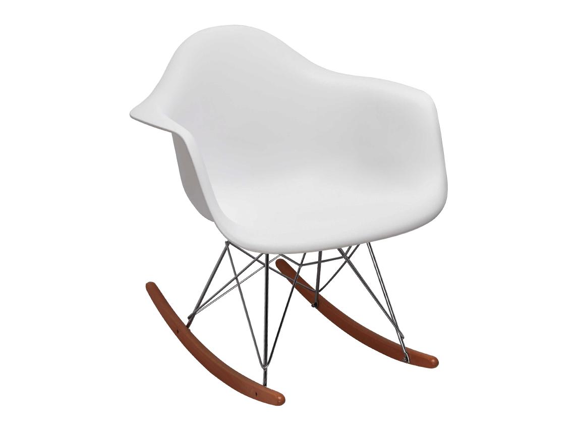 Кресло Лаунж белый