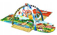 Коврик розвивающий интерактивный для детей LIONELO AGNES