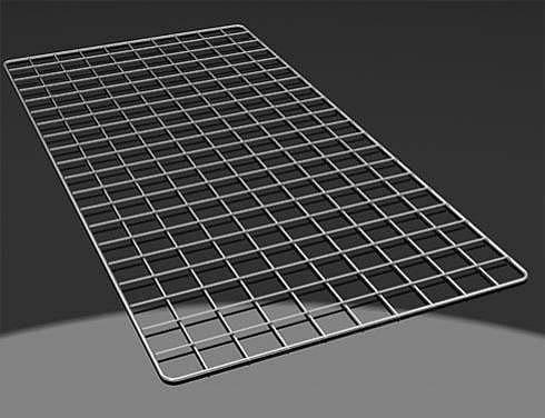 Сетка навесная 1.50+0.75м., фото 2