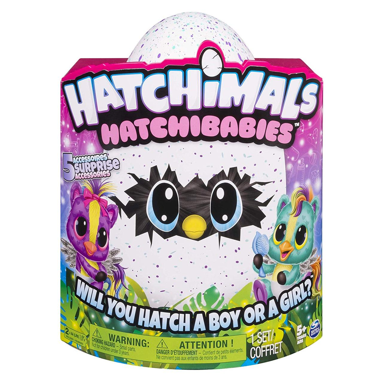 Хэтчималс Хетчибейбиз Понет / Hatchimals HatchiBabies Ponette Hatching Egg
