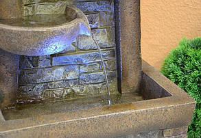 Декоративный предмет CASCADE GARDEN с LED подсветкой, фото 2