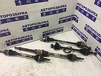 Привод правый с ABS Renault Kangoo 2008-2012 Рено Кенго