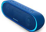 Портативная акустика Sony SRS-XB20 Blue (Extra Bass), фото 2