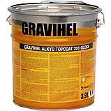 Промышленное покрытие GRAVIHEL ALKYD TOPCOAT 201, фото 2