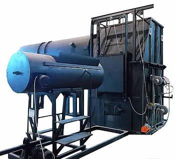 Утилизатор органических отходов УТ3000.1ДП (500-750 кг/ч)