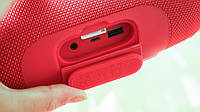 Портативная Bluetooth колонка JBL Charge 3 - Красная Реплика, фото 8