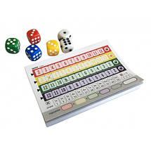 Настольная игра Qwixx + Poker Dice (Квикс), фото 3