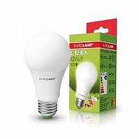 EUROELECTRIC LED Лампа A60 12W E27 4000K (100)